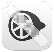 ぼかしアプリモザイク