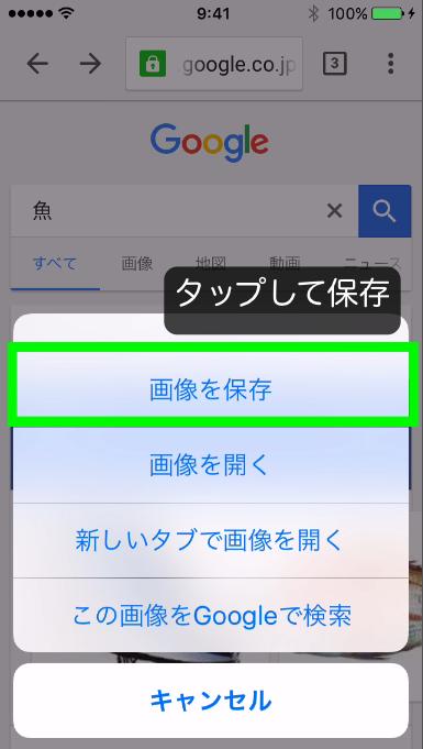 Webページの画像を保存する方法5