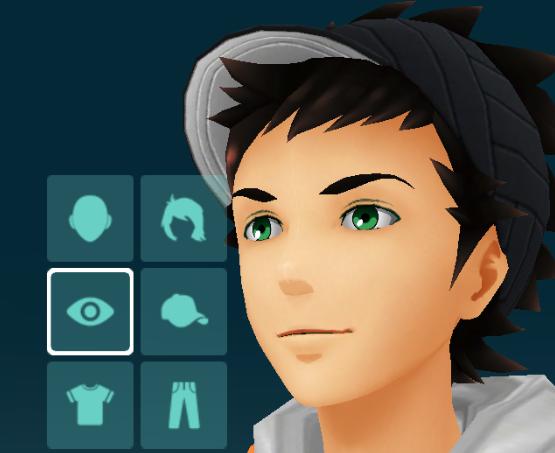 ポケモンGO初のバージョンアップで着替える機能追加