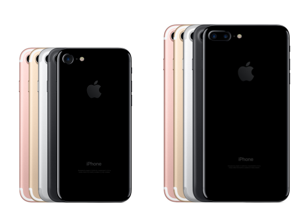 iPhone 7 / 7 Plus 価格