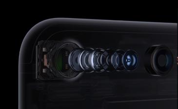 iPhone 7 6枚レンズ構成