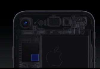 iPhone 7 ISP