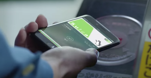 Apple Pay Suica 改札利用での起動方法の設定