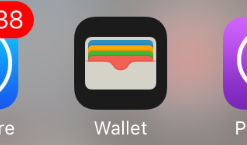 Apple Pay Walletから起動
