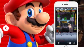 配信日決定!任天堂「スーパーマリオ ラン」がiPhoneで遊べるよ