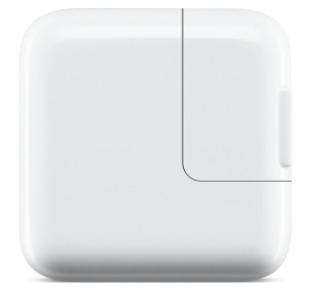 iPadの充電器を使う
