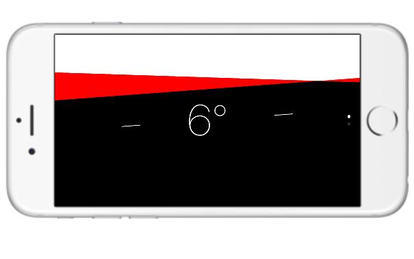 DIYに超便利なiPhoneの水平器機能を使ってみよう