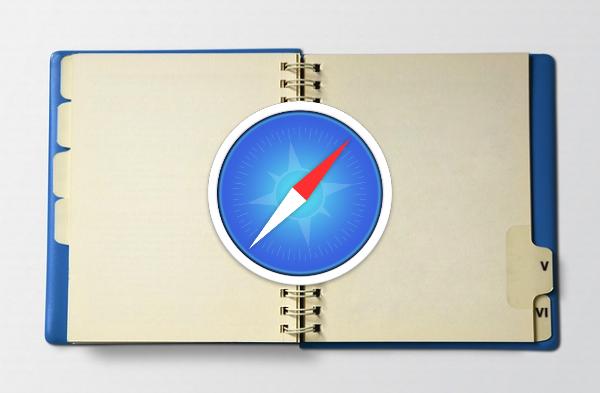 知っておくと便利!Safariの新規タブを素早く開く方法だよ