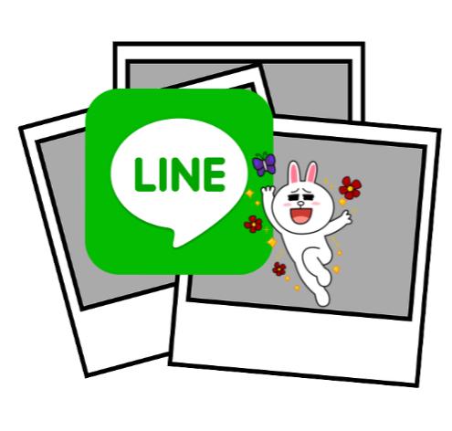 LINEのアルバム機能で友だちと写真を共有して楽しもう!