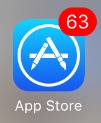 「App Store」を起動