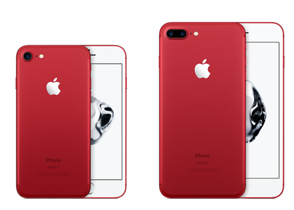 iPhone 7 / 7 Plus (PRODUCT) RED