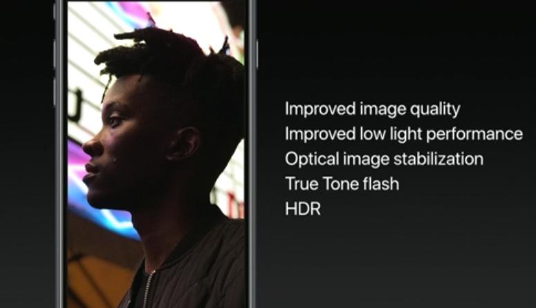 iOS11 ポートレードモード