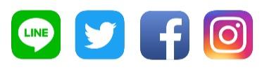 LINE Twitter Facebook Instagram をLINEモバイルで