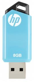 HP USBメモリ 8GB USB 2.0