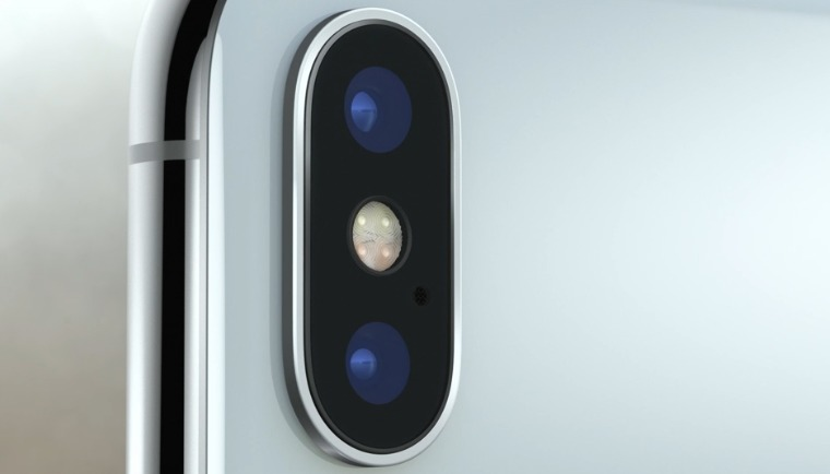 iPhone X カメラの基本機能・性能