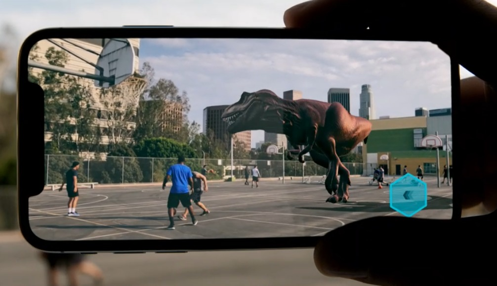 iPhone X VR