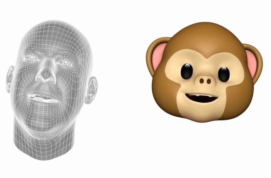 iPhone X animoji