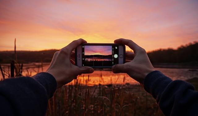 iPhone の写真から不要な部分を消してキレイに切り取る方法