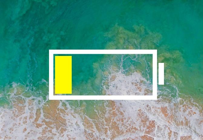 iOS11 iPoneの電池を長持ちさせる方法15選!