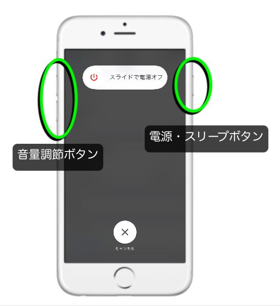ボタンが壊れたときの物理ボタンを使わない iPhone の操作方法