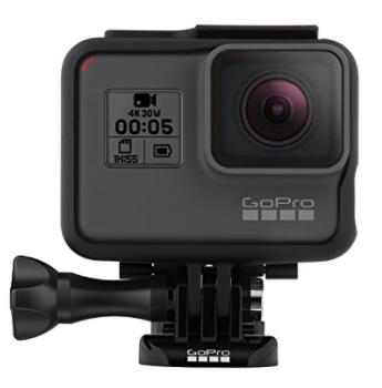 GoPro ウェアラブルカメラ HERO5