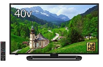 シャープ 40V型 フルハイビジョン 液晶 テレビ AQUOS