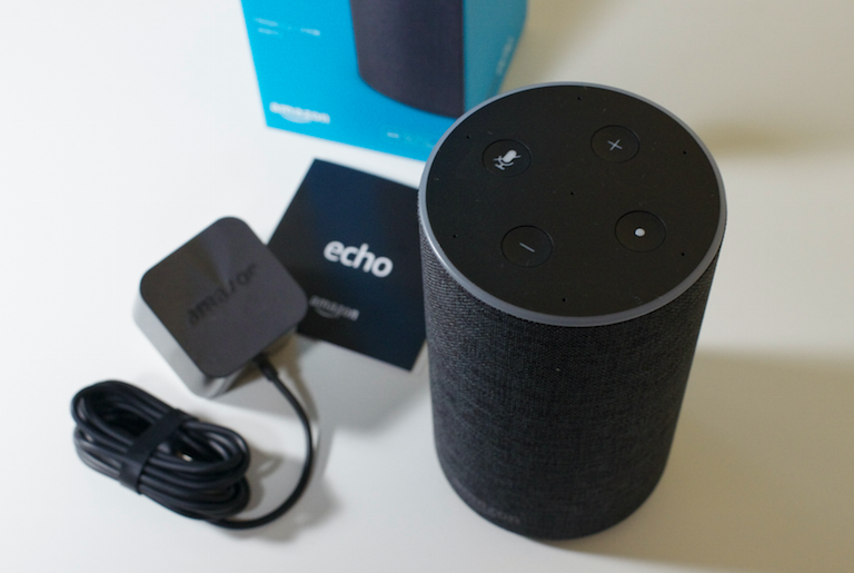 Amazon Echoとは?Alexaとは?