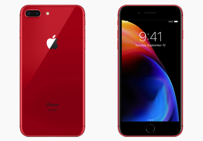 iPhone 8 / 8 Plus (PRODUCT)RED