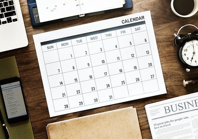 iPhoneのカレンダーで週ごとの予定が瞬時に確認できる便利技