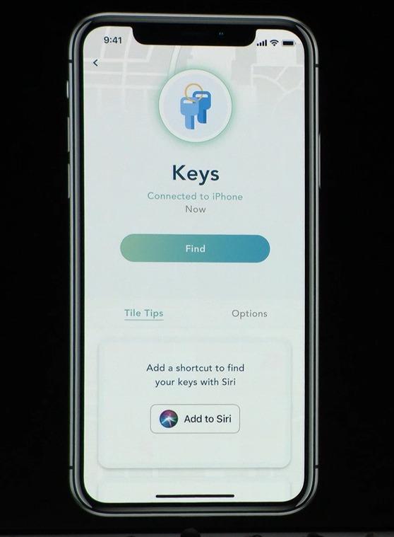 iOS12 Siri ショートカット機能