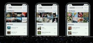 iOS12 写真サジェスチョン機能