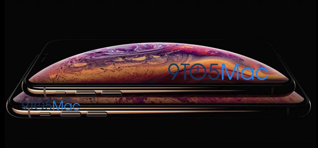 アイフォンXS発表前の流出画像