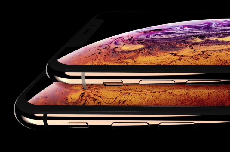 iPhone XS発表前の画像