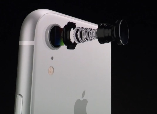 iPhone XR カメラ機能