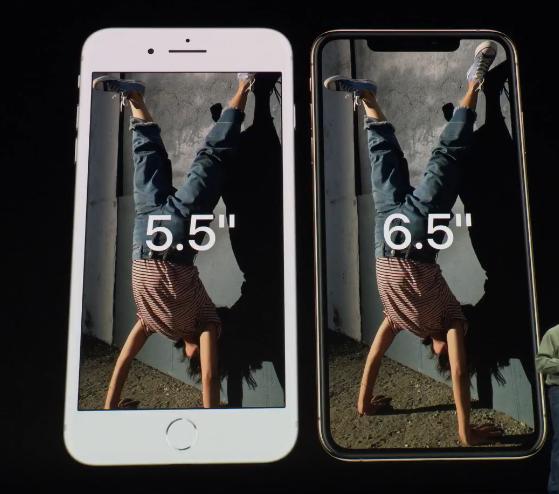 iPhone XS Max 大きさ