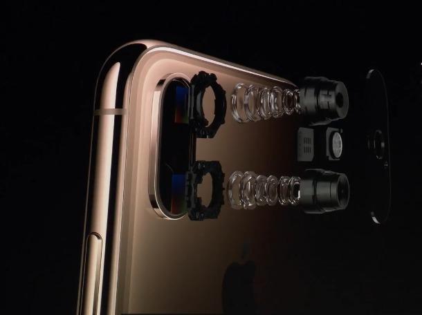 iPhone XS、XS Max カメラ機能