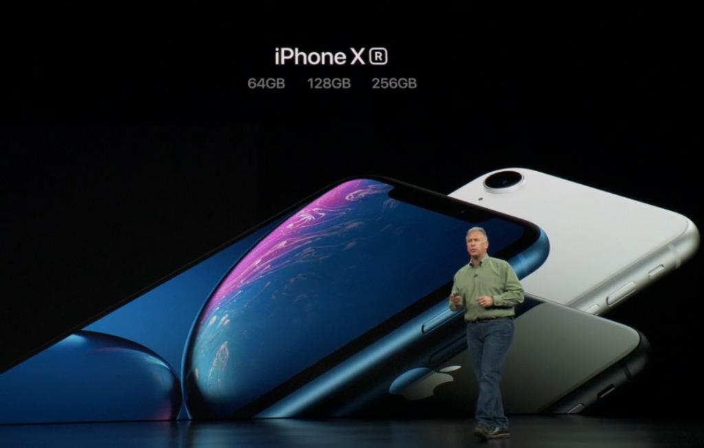 iPhone XR 価格とモデル容量