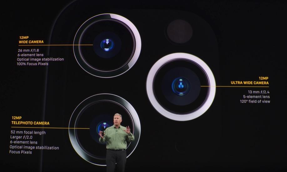 アイフォン11の機能比較