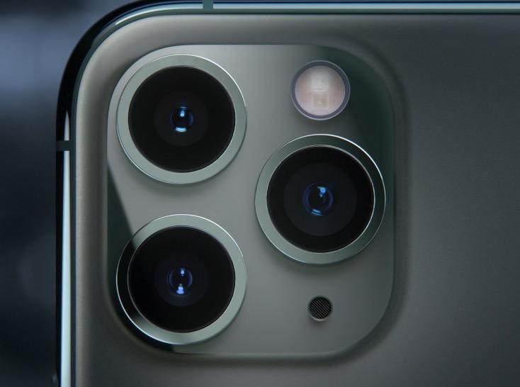 アイフォン11Proのカメラ機能