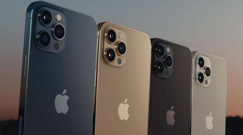 iPhone 12 ラインナップ