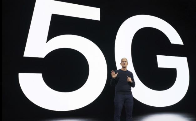 iPhone 12 は 5G対応