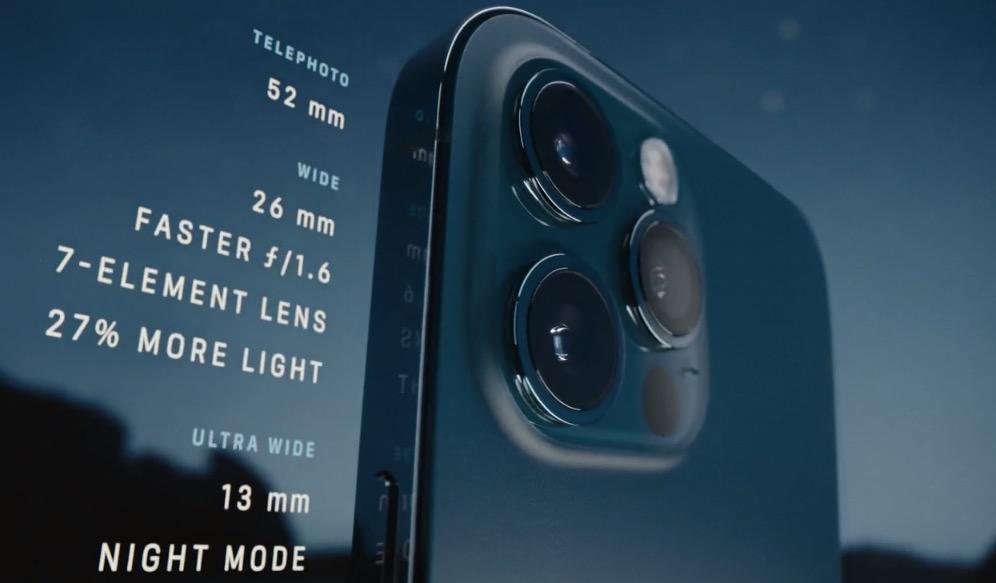iPhone 12 カメラ機能