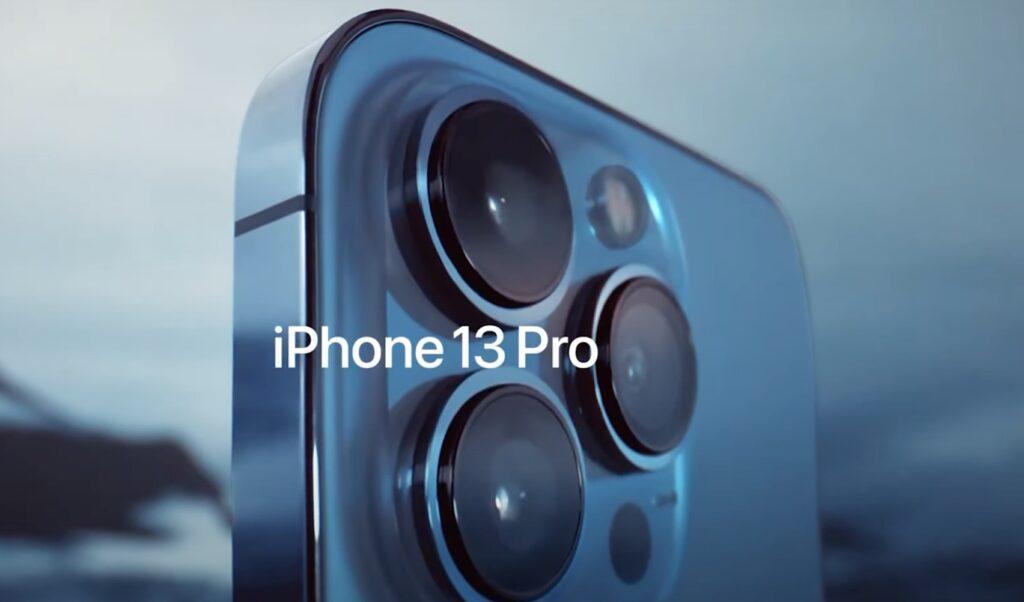 iPhone 13 と iPhone 13 Pro 違いと新機能